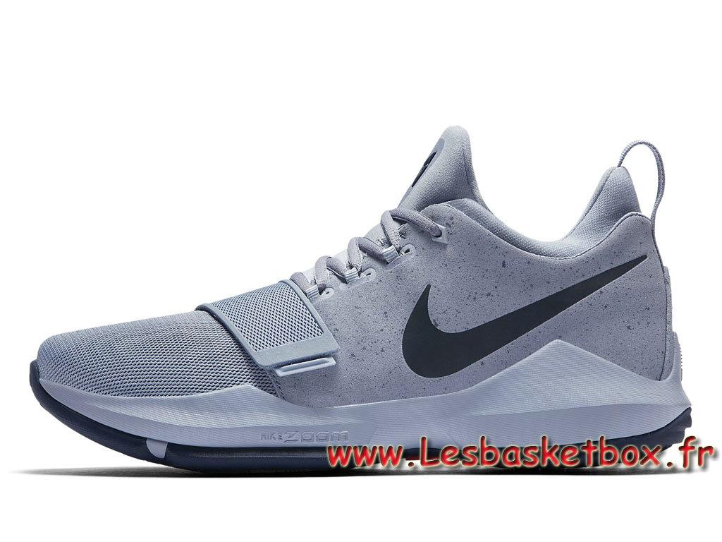 competitive price d1699 9d0f7 Nike PG 1 ´glacier grey´ 878627 044 Homme Basket Nike Prix Grey