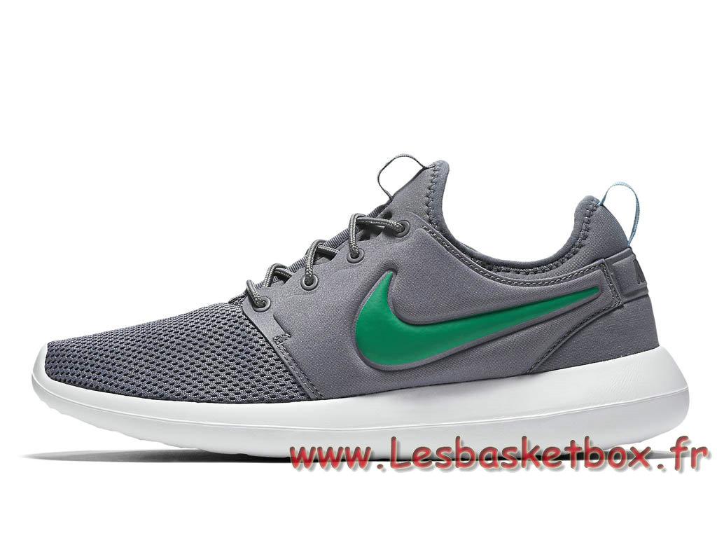 la meilleure attitude b25c3 e8a2c Nike Roshe Two Gris 844656_006 Chaussures Nike Pas cher Running Pour Homme  Gris - 1706020911 - Officiel Nike Basket Pour Homme Et Femme A Vendre En ...