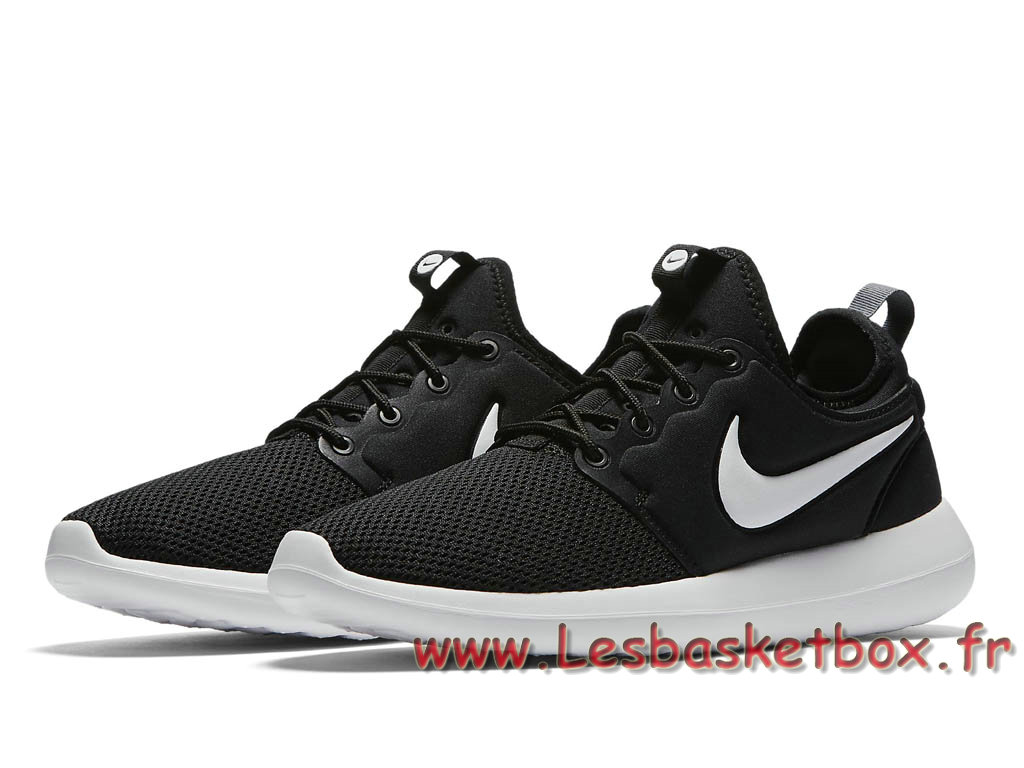 pretty nice 9ae0a 5d219 ... Nike Roshe Two Noires 844656 004 Chaussures Nike Oficiel Running Pour  Homme ...