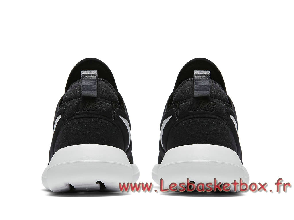 quality design 69b81 818aa ... Nike Roshe Two Noires 844656 004 Chaussures Nike Oficiel Running Pour  Homme