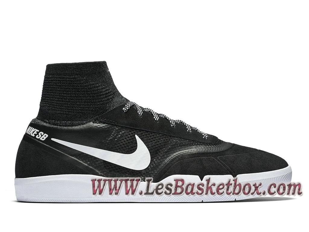Nike Hyperfeel Sb Koston 3 Hyperfeel Nike Noir/Blanc 819673 003 Chaussures Nike Pas 5aaca5