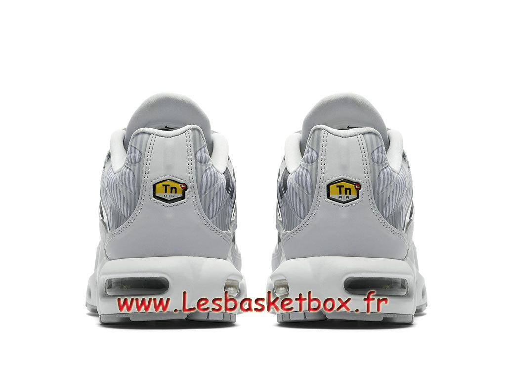 dd496b879967e9 ... Nike TN Air Max Plus SE Wolf Grey AT0040 003 Chaussures Tn Pas Cher  Pour Homme