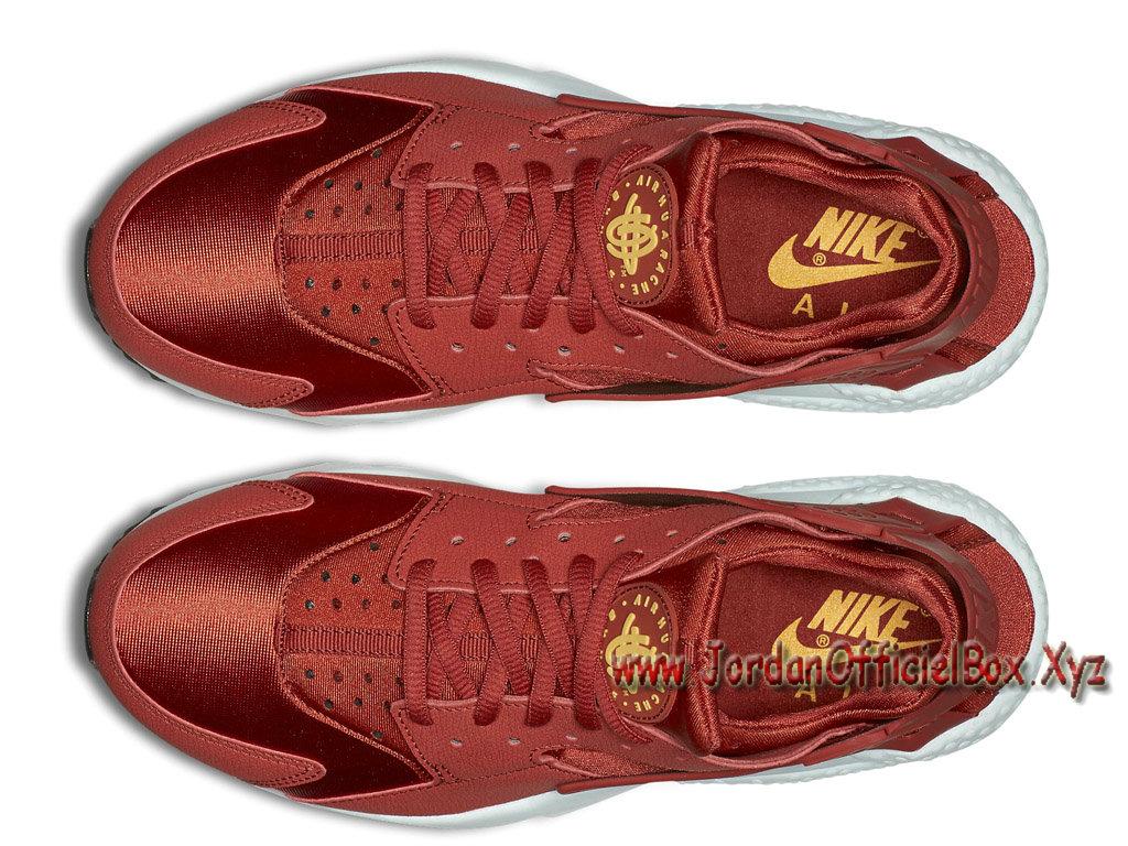 half off a5968 53e0c ... Rouge Nike Wmns Air Huarache ´Cinnabar´ 634835 600 Chausport Officiel  urh Pour Femme Enfant ...