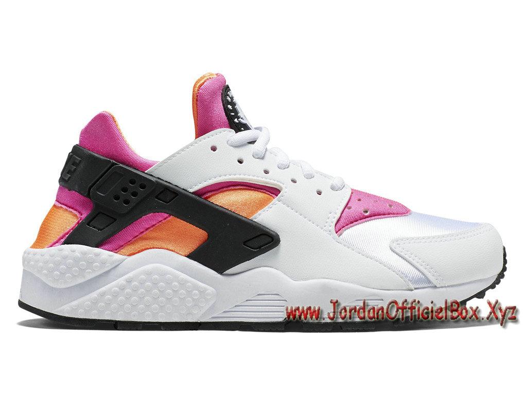 photos officielles 8f7c3 b1cbf Nike Wmns Air Huarache Run ´Triple White´ 634835_108 Femme ...