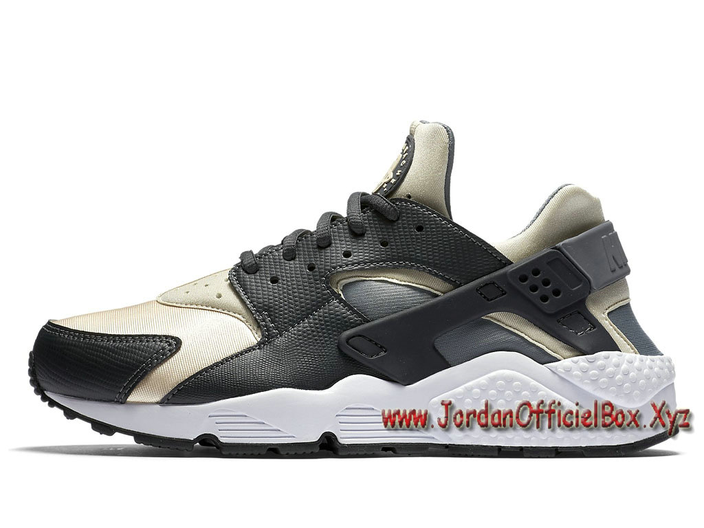 Nike Wmns Air Huarache Run Anthracite 634835-019 Femme/enfant Officiel urh Pas cher