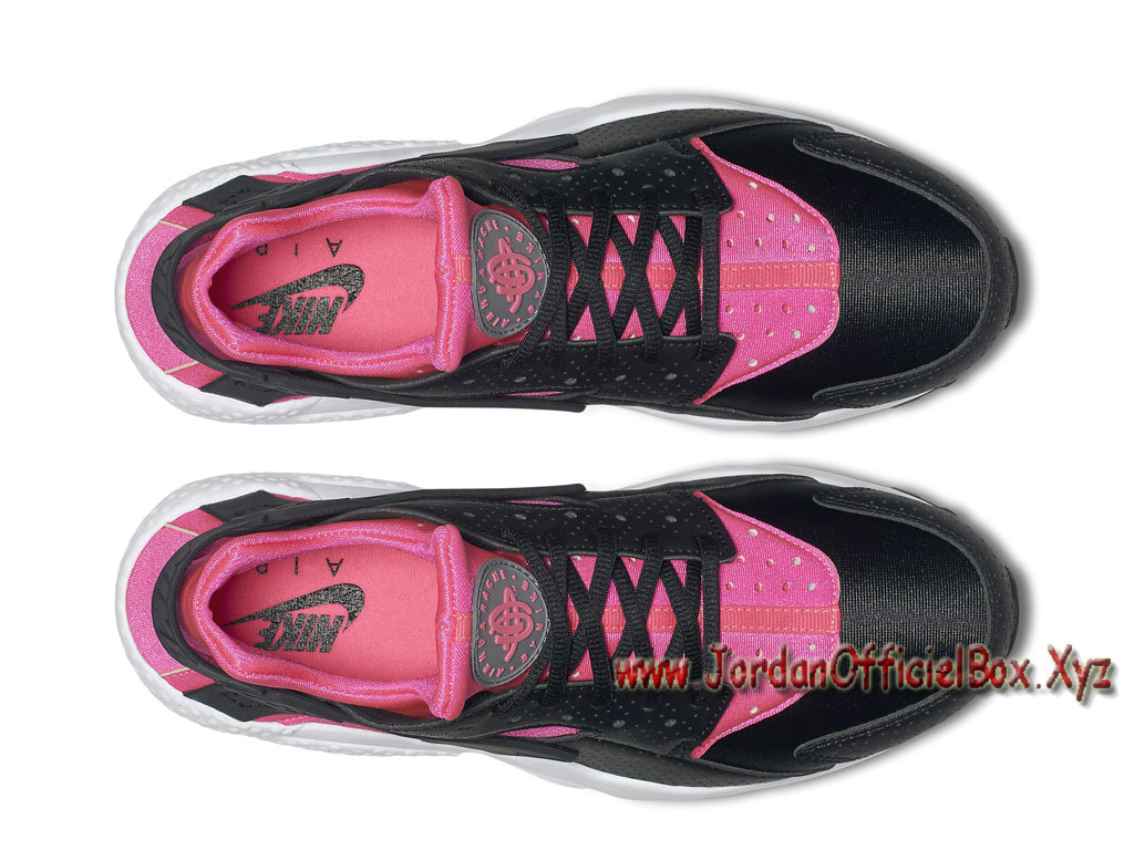 new products 46854 f6264 ... Nike WMNS Air Huarache Run Black Pink 634835-604 Women´s Kid ...
