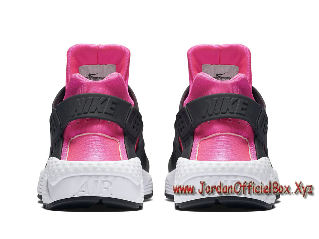 separation shoes e48ee b7c3b ... Nike WMNS Air Huarache Run Black Pink 634835-604 Women´s Kid