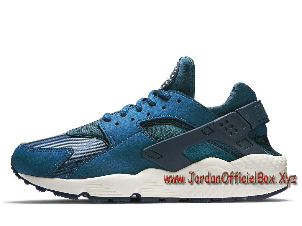 49f2899d3ce Nike WMNS Air Huarache Run ´Blue Force´ 634835-400 Femme enfant Nike ...