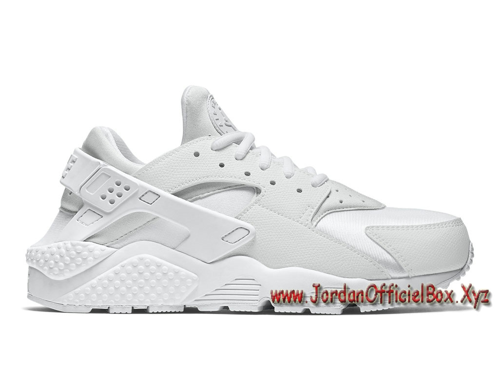 Nike Wmns Air Huarache Run ´Triple White´ 634835_108 Femme/enfant Nike Urh Blance