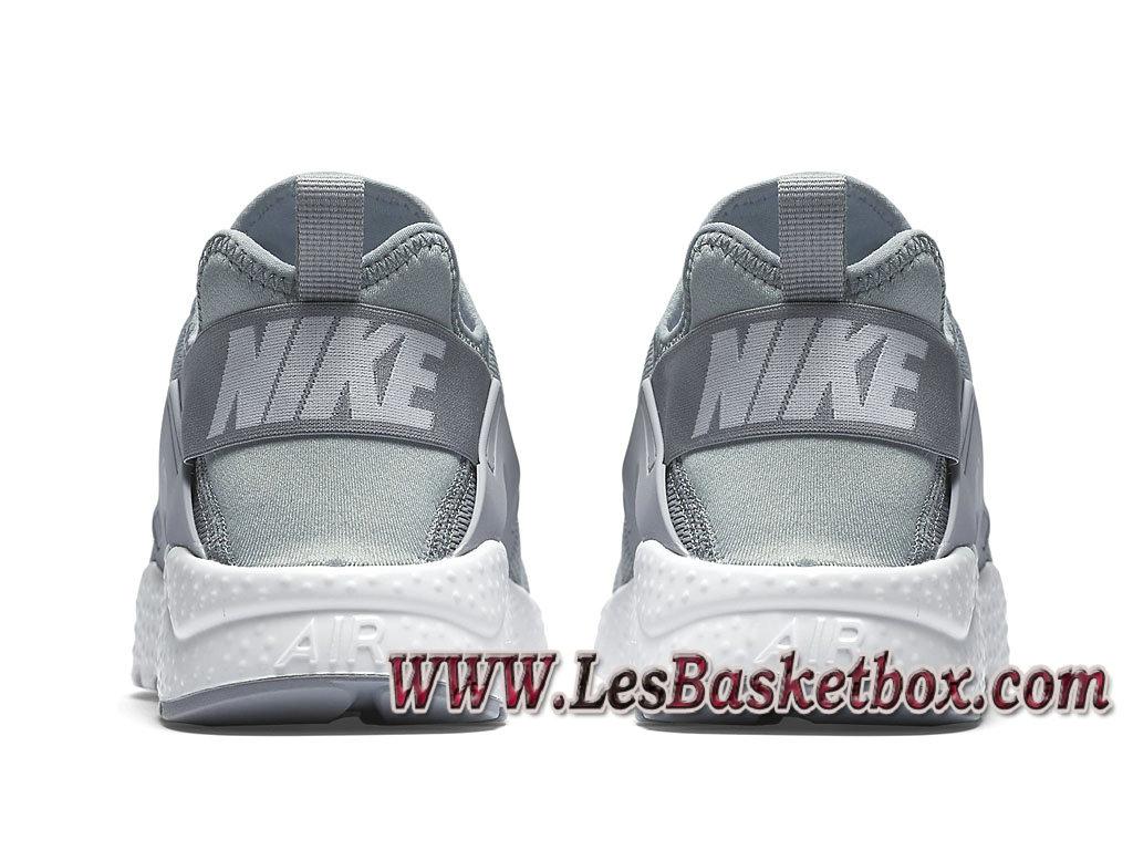 purchase cheap 1c4f1 bf137 ... Nike Wmns Air Huarache Ultra(Ruh Nike) Stealth Blanc 819151 003  Chaussures NIke basket