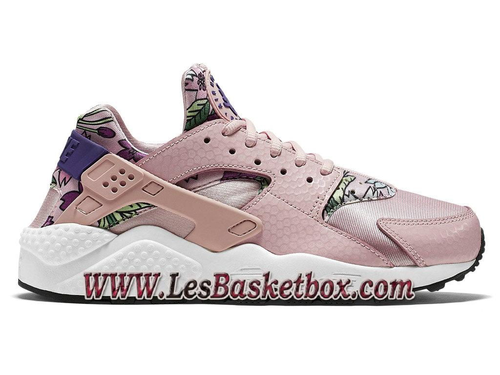 Nike Wmns Air Huarache(air Urh) Print Pink Floral 725076 600 Taille Nike  Sportswear Prix cdbabdf00e88