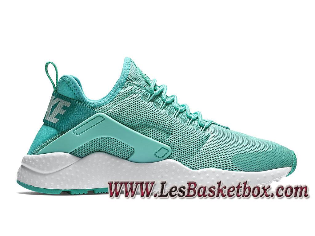 c01a84833e6 Nike Wmns Air Huarache(Nike Urh) Ultra Bleue 819151 300 Chaussures Officiel  NIke Prix Pour ...