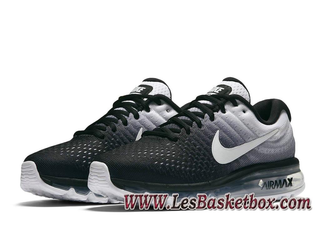 Nike Wmns Air Max 2017 GS NoirBlanc 849559_010 Chaussures Air max Prix Pour Homme Blanc 1701130586 Officiel Nike Basket Pour Homme Et Femme A