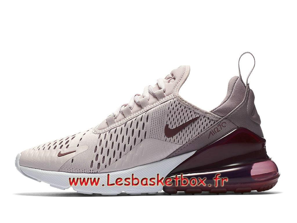 bas prix 9352e 8ece4 Nike Wmns Air Max 270 Barely Rose AH6789_601 Chaussures Nike Sportwear Prix  Pour Femme/enfant - 1811051734 - Officiel Nike Basket Pour Homme Et Femme  ...