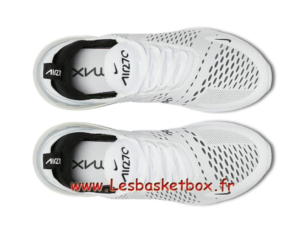 af59a8c9969ef ... NIKE Wmns Air Max 270 Blanc AH6789 100 Chaussures Nike Pas Cher Pour  Femme enfant ...