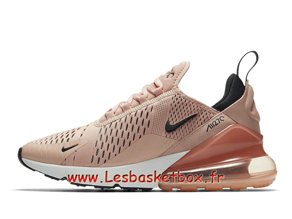 official photos 26d1d f05f1 Nike WMNS Air Max 270 Coral Stardust AH6789 600 Chaussures Officiel Pas  cher Pour Femme enfant