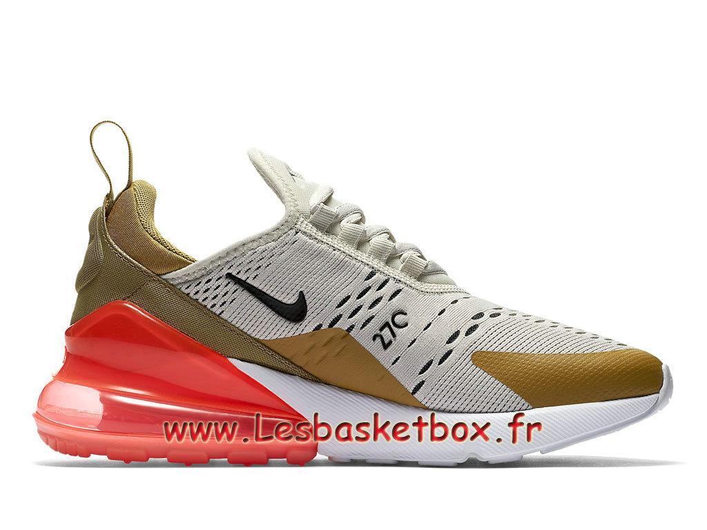 0bdd91601b8 ... Nike Wmns Air Max 270 Flat Gold AH6789 700 Chaussures Nike Prix Pour  Femme enfant ...