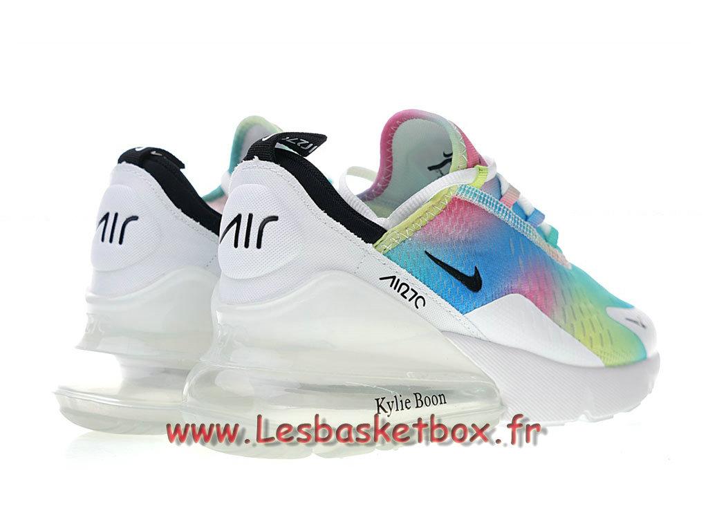 77d3e08f159 ... Nike WMNS Air Max 270 Flight Gold Ah6789 ID11 Chaussures Officiel Pas  cher Pour Femme enfant