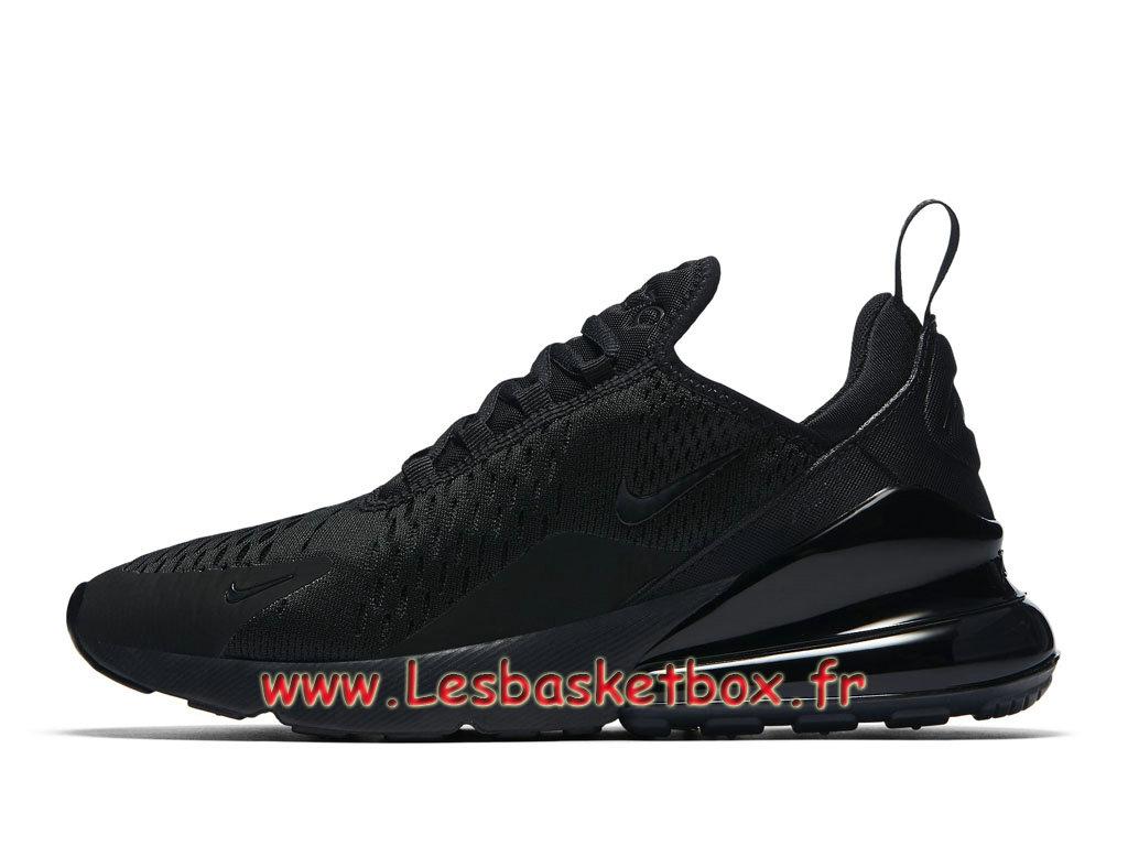 Nike Wmns Air Max 270 Triple Black AH6789_006 Chaussures Officiel Pas cher Pour Femme/enfant - 1810281741 - Officiel Nike Basket Pour Homme Et Femme A ...