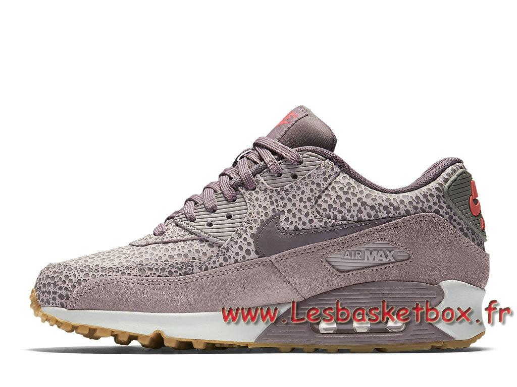 chaussures de sport 7e66e bc206 Nike WMNS Air Max 90 Premium Pink Safari 443817_500 Chausport Nike Pas cher  Pour Femme/Enfant Rose - 1706241027 - Officiel Nike Basket Pour Homme Et ...