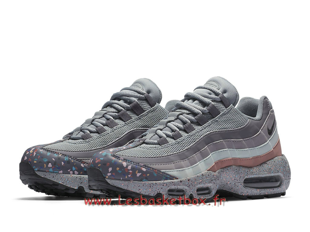 3d15941ddb2 Nike Air Max 95 SE Black  Black-White-Cool Grey au meilleur prix