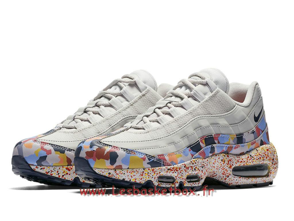 Nike Wmns Air Max 95 SE Vast Grey 918413_004 Chaussures