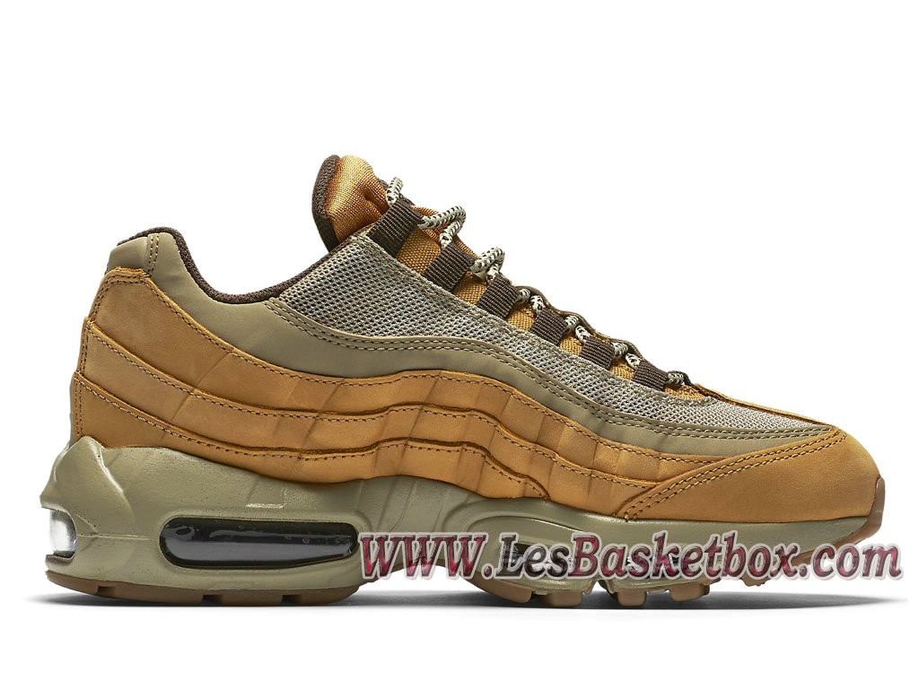 0ce6e4adfb7c Nike Wmns Air Max 95 ´Winter´ 880303_700 Femme/Enfant Gold Prix NIke ...