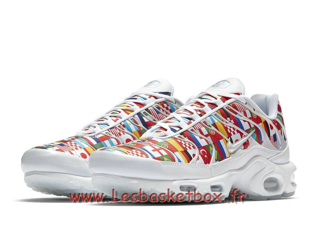 320c99ae71 ... Nike Wmns Air Max Plus NIC QS Multi AO5117_100F Chaussures sportwear  prix Pour Femme/enfant ...