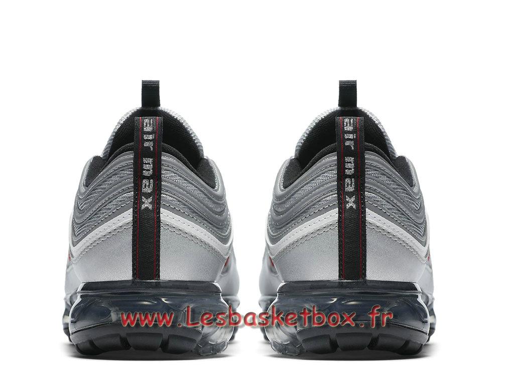 finest selection 61728 ec220 ... Nike WMNS Air VaporMax 97 Silver Bullet AJ7291 002F Chaussure nike pas  cher Pour Femme enfant