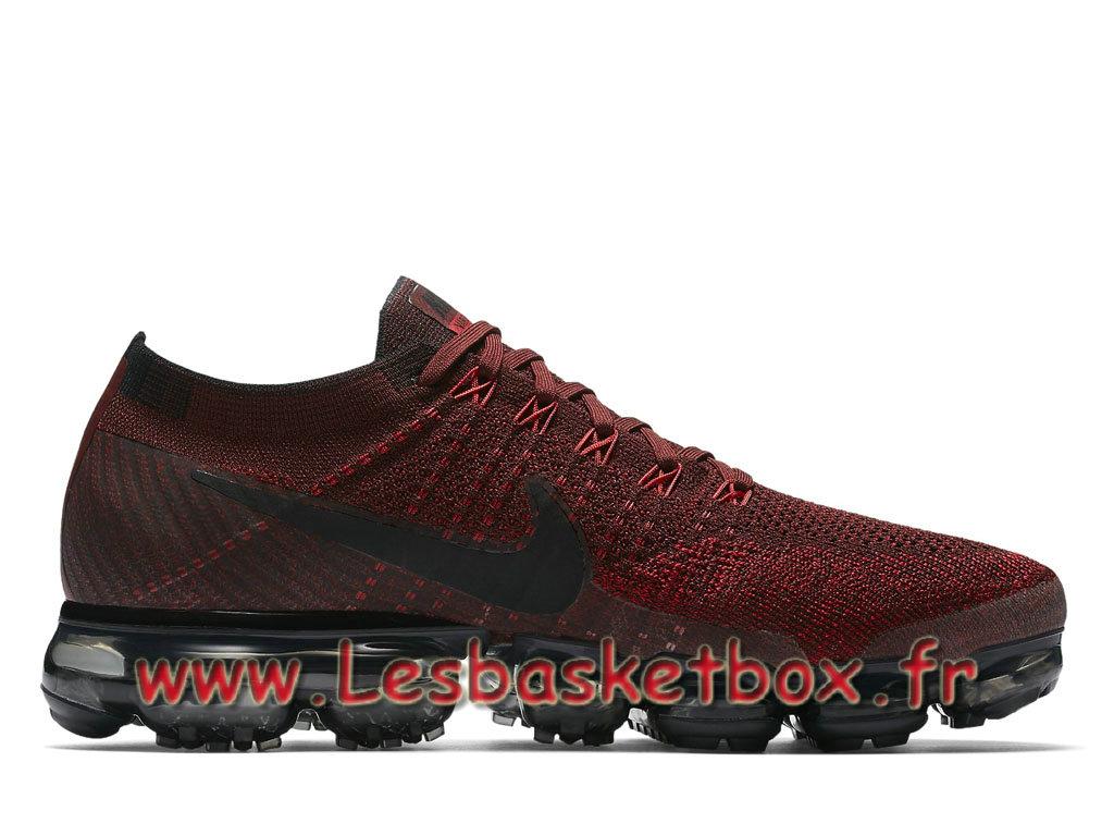 2126182eeebeb ... Nike Wmns Air VaporMax Dark Team Red 849558 601 Chaussures Officiel  Nike pour Femme enfant ...