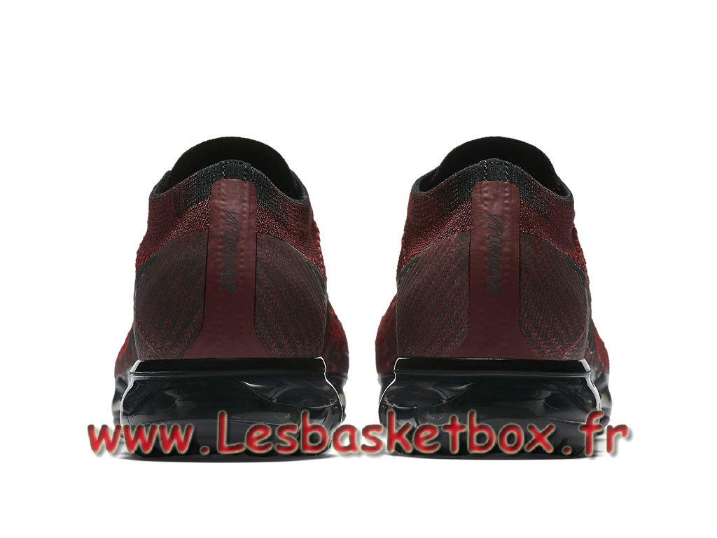 2a975158f1ed5 ... Nike Wmns Air VaporMax Dark Team Red 849558 601 Chaussures Officiel  Nike pour Femme enfant