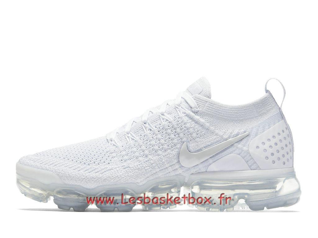 entire collection affordable price so cheap Nike Wmns Air VaporMax Flyknit 2 White Vast Grey 942843_105 Chaussures  Officiel Nike Pour Femme/enfant - 1806131562 - Officiel Nike Basket Pour  Homme ...