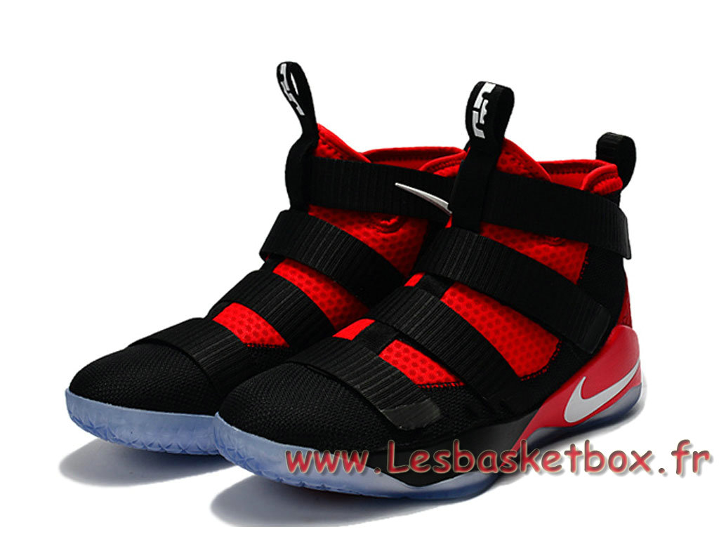 3740ab7929a Nike Wmns LeBron Soldier 11 Women´s Kid´s Nike Basket Shoes Red ...