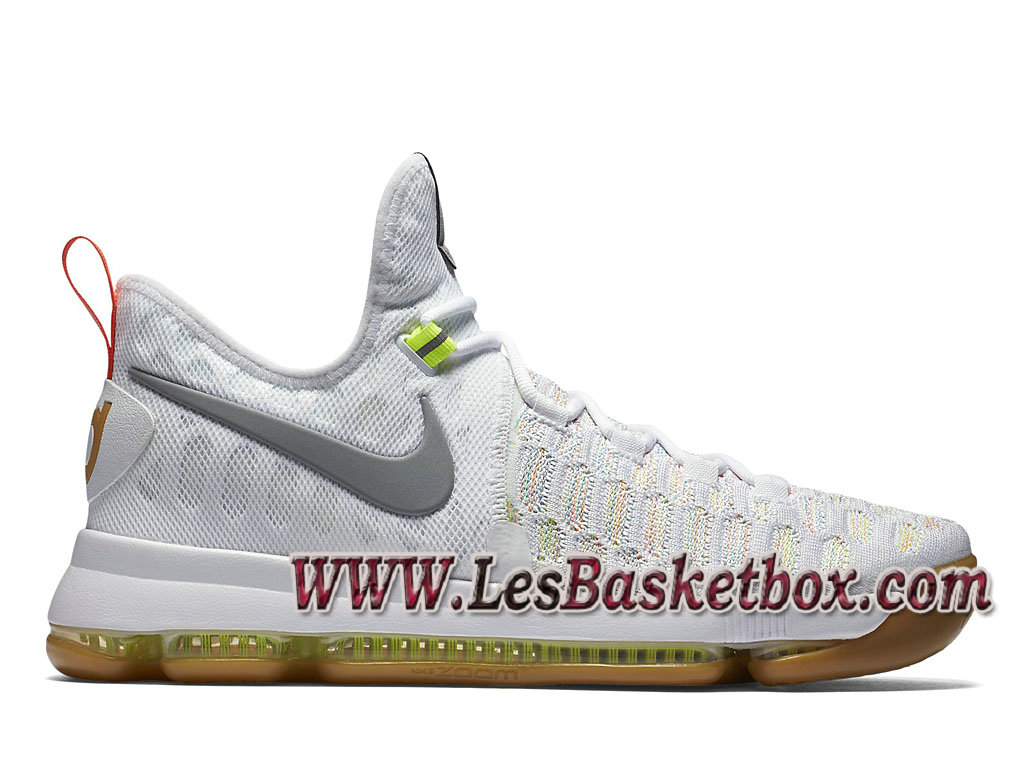 Nike Zoom KD 9 Summer Pack 843392_900 Chaussure NIke pas cher de basketball pour Homme