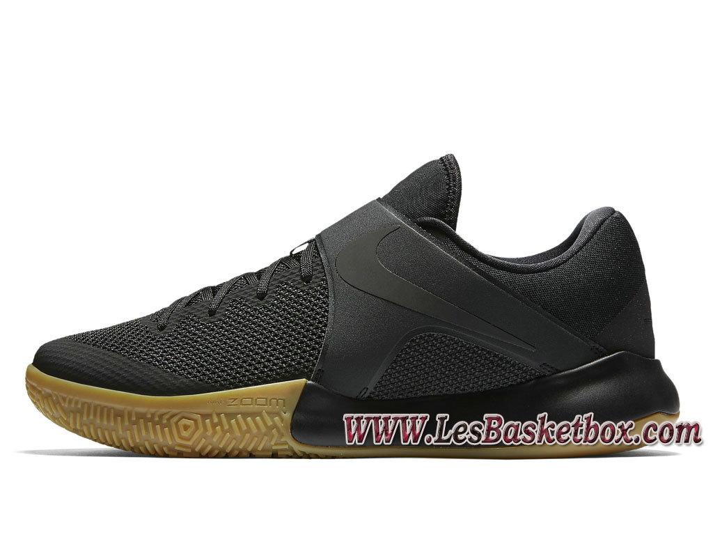 brand new 396ae be3bc Nike Zoom Live 2017 Black Gum 852421 011 Shoes Basket Nike For men´s Black  ...