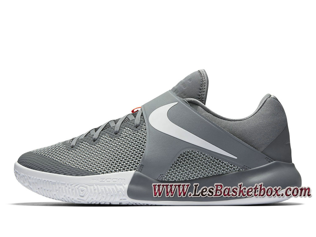 Nike Zoom Live 2017 Cool Grey 852421-010 Chaussures Nike Prix 2017 Pour Homme Gris