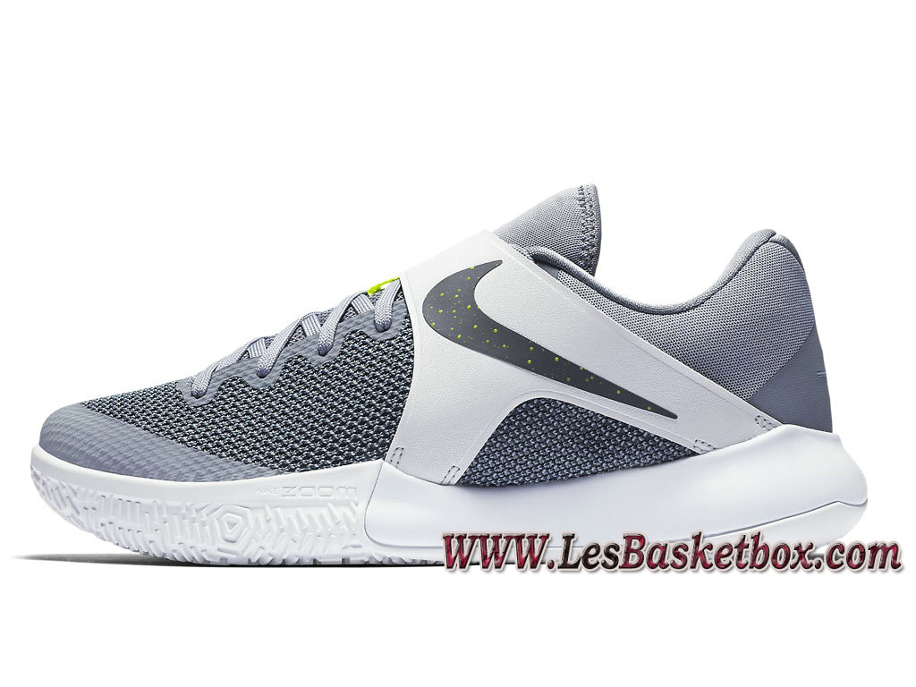 Nike Zoom Live 2017 Cool Grey 852421_002 Chaussures Nike Prix 2017 Pour Homme Gris