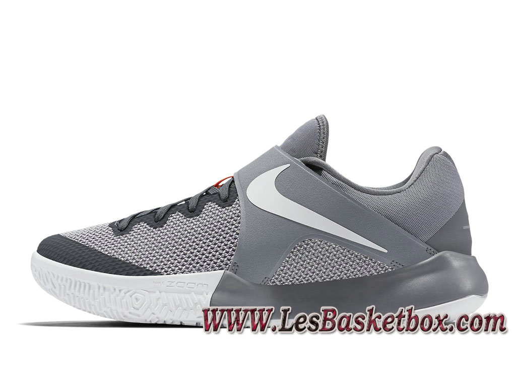 Nike Zoom Live EP 2017 Cool Grey 852420_010 Chaussures Officiel Prix Pour Homme Grey