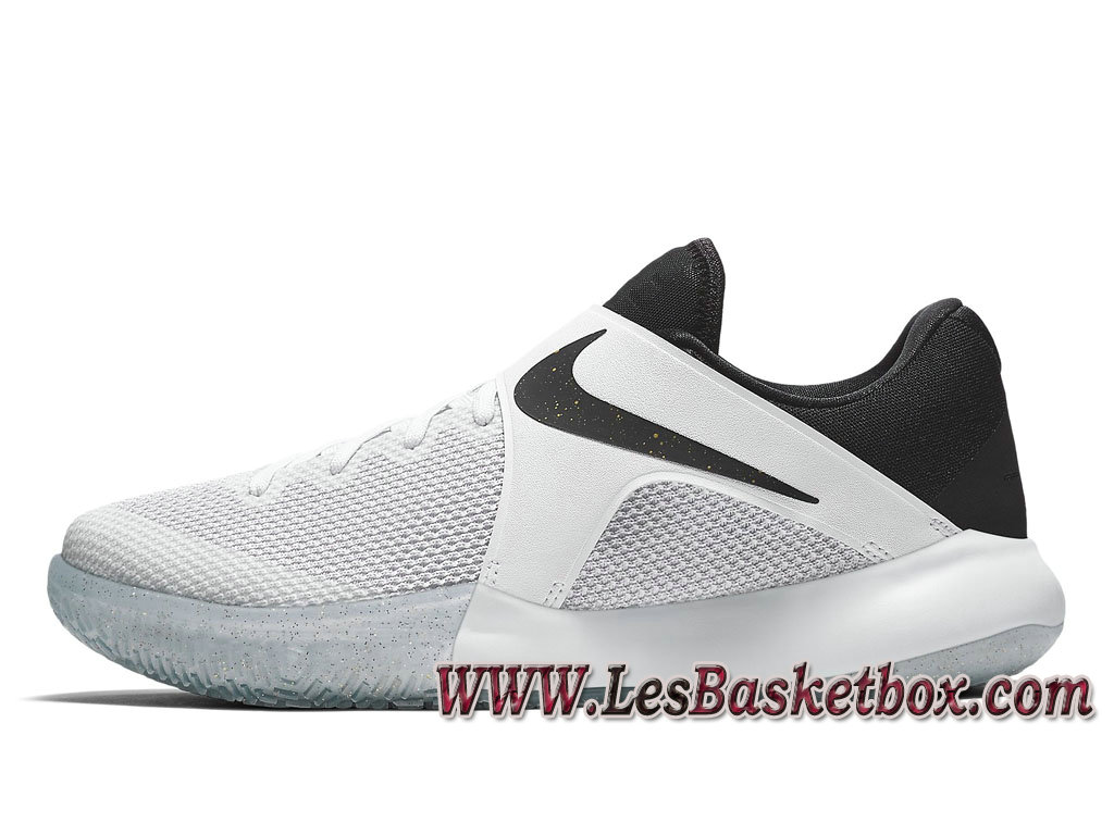 Nike Zoom Live EP noie Blanc 852420_107 Chausures Officiel nike Pour Homme Blance