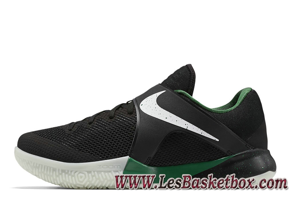 Nike Zoom Live EP Thomas Black Green 911090_011 Chaussures Officiel Nike pour Homme Noire