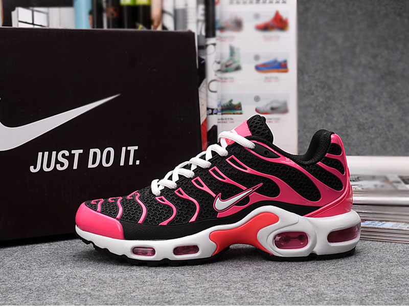 nike tn requin rose gold