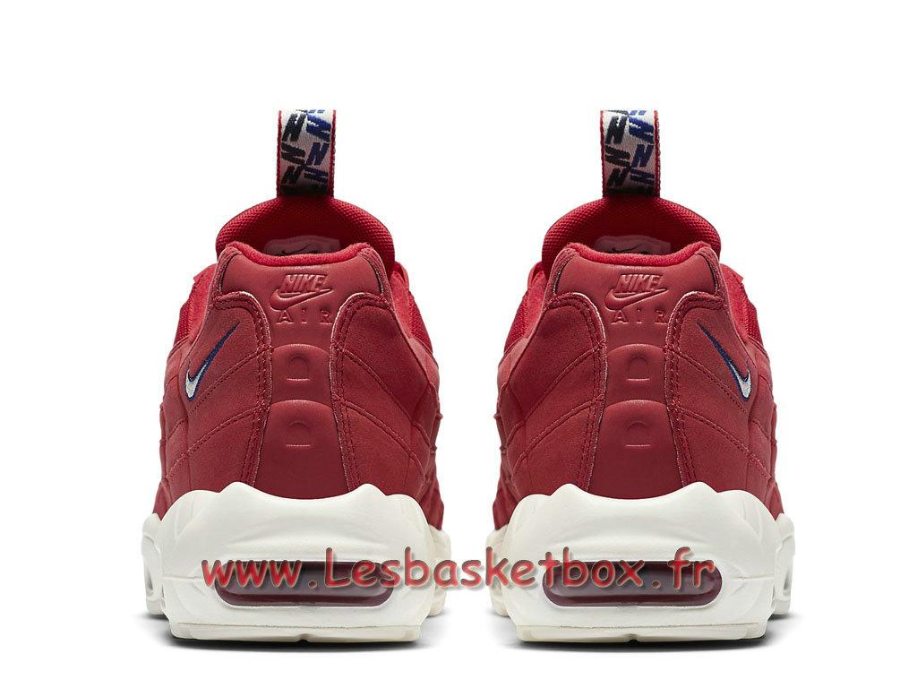 Run Nike Air Max 95 TT Gym Red AJ1844_600 Chaussures Nike