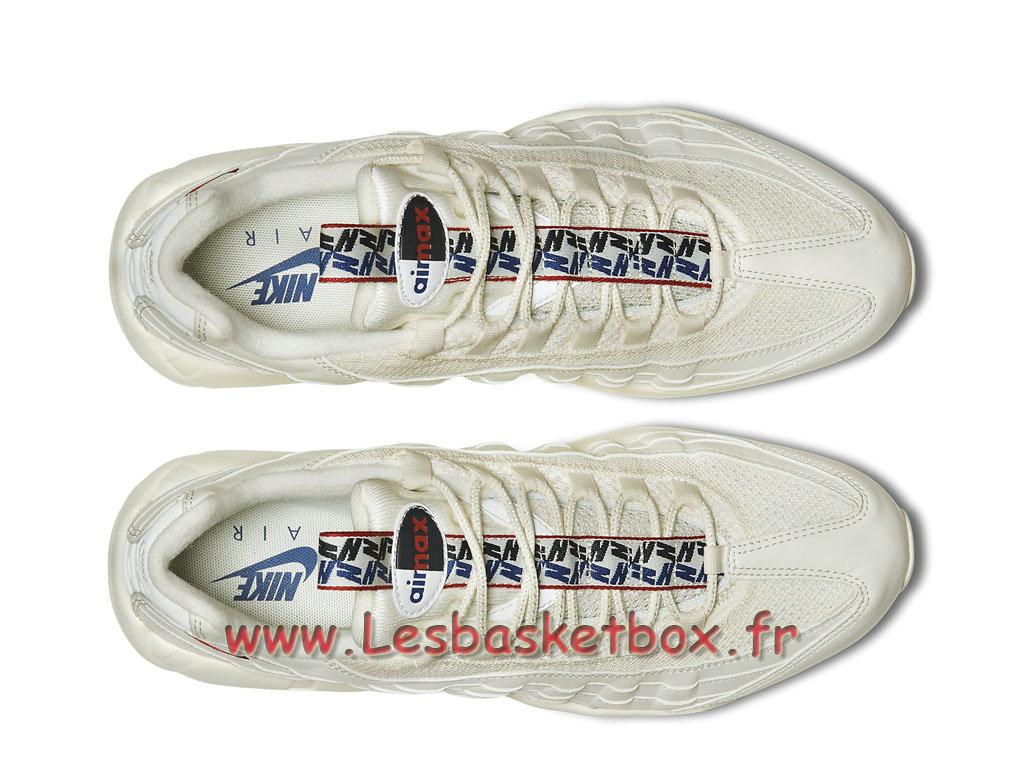 Run Nike Air Max 95 TT Pack AJ1844 101 Chaussures Nike Sportwear
