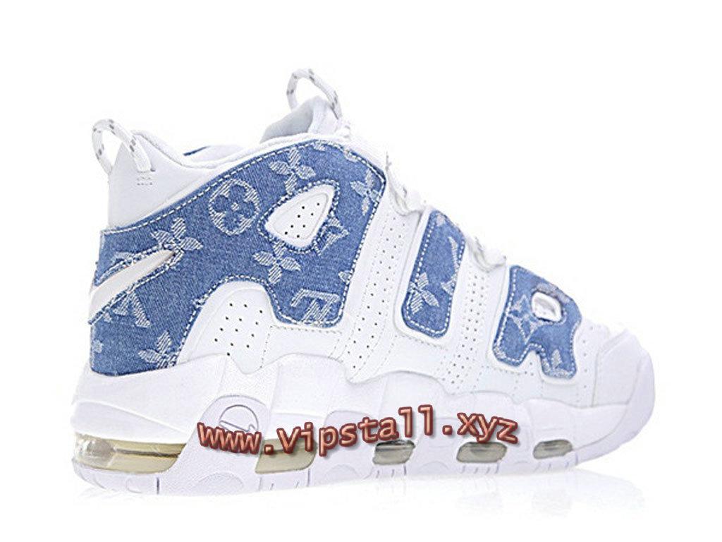 f06941188837d 1711111311 - Running LV x Supreme x Nike Air More Uptempo Blanc/Blue ...
