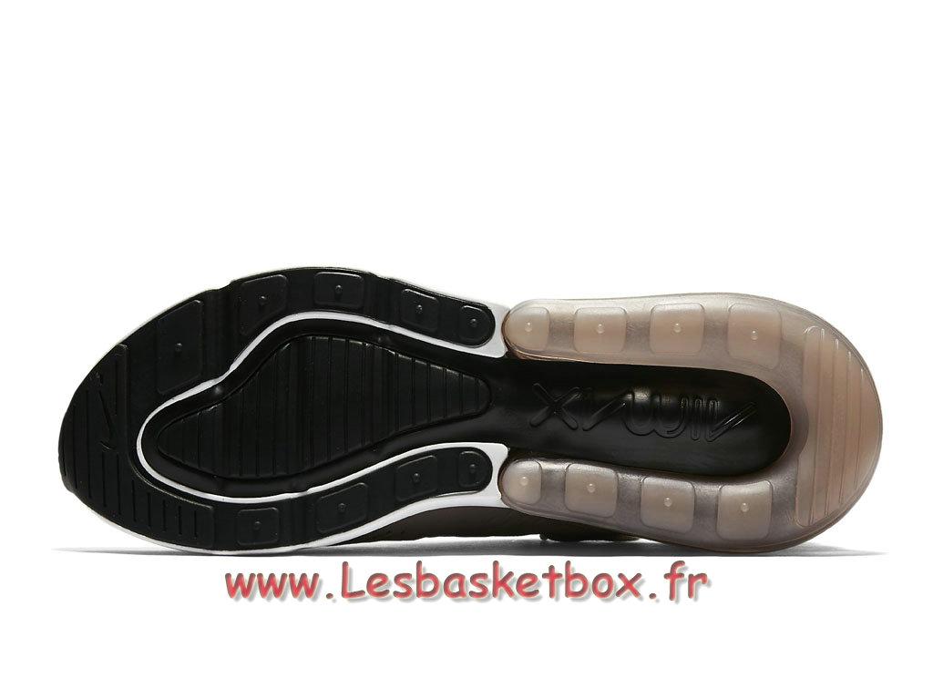 4c8411d3e54 ... Running Nike Air Max 270 Half AH8050 200 Chaussures Officiel Pas cher  Pour Homme Gris ...