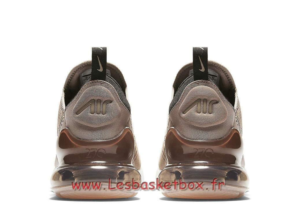 b7442faabc5 ... Running Nike Air Max 270 Half AH8050 200 Chaussures Officiel Pas cher  Pour Homme Gris