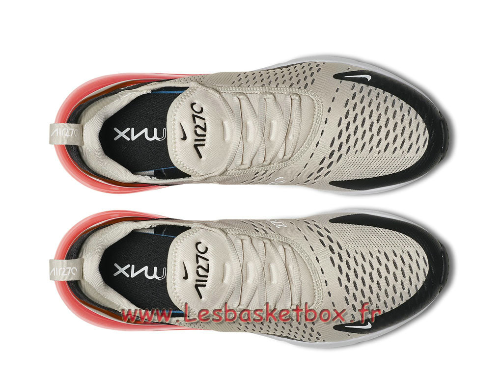 uk availability 9cb4b 29e0f ... Running Nike Air Max 270 Light Bone AH8050003 Chaussures Nike Basket  Pour Homme ...
