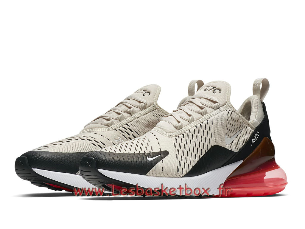 403d9231cadc4 ... Running Nike Air Max 270 Light Bone AH8050 003 Chaussures Nike Basket  Pour Homme ...