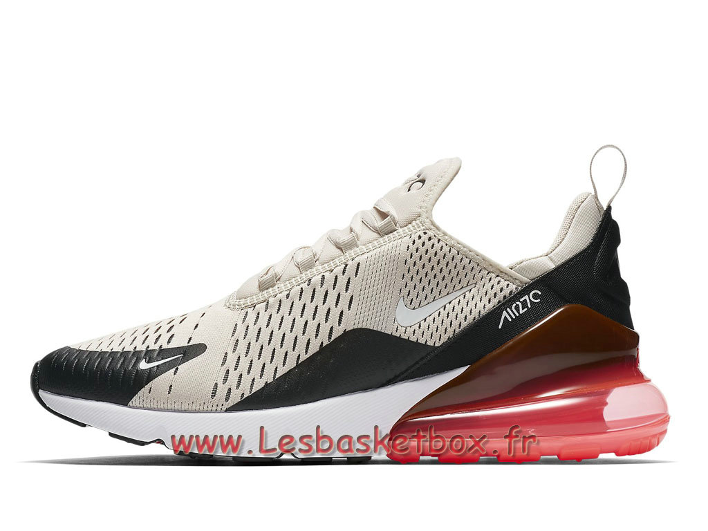 new product 8b296 e36f8 Running Nike Air Max 270 Light Bone AH8050 003 Chaussures Nike Basket Pour  Homme