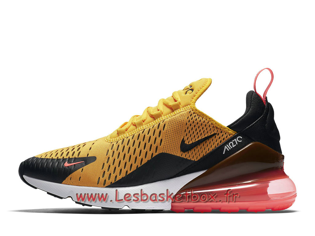 Running Nike Air Max 270 Tiger AH8050_004 Chaussures NIke Officiel Pour Homme Yellow